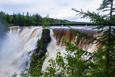 Kakabeka Falls High Water